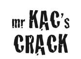 Mr. Kac's Crack Seasoning